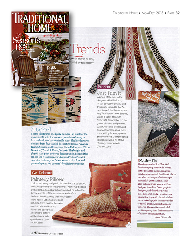 Traditional Home • Nov/Dec 2013 • Page 32