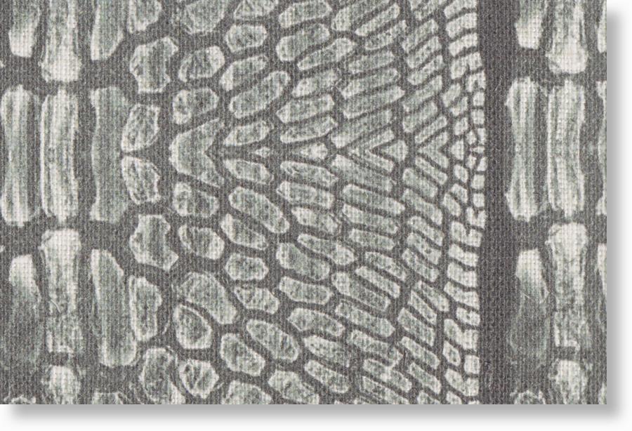 1004-08-B  on oyster 45/55 cotton/linen blend