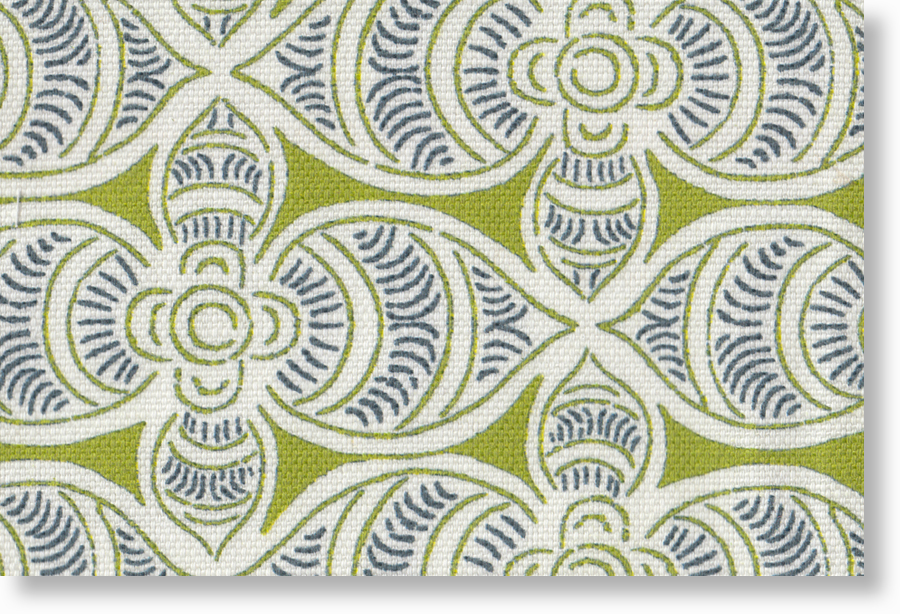 2005-28-B  on grass w/pelagic 45/55 cotton/linen blend