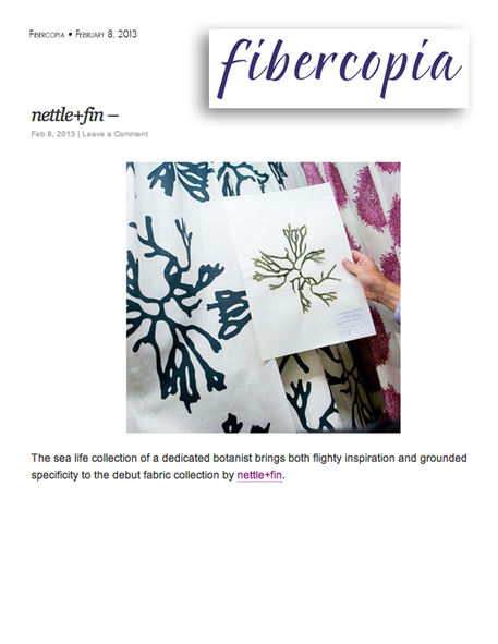 fibercopia • February 8, 2013