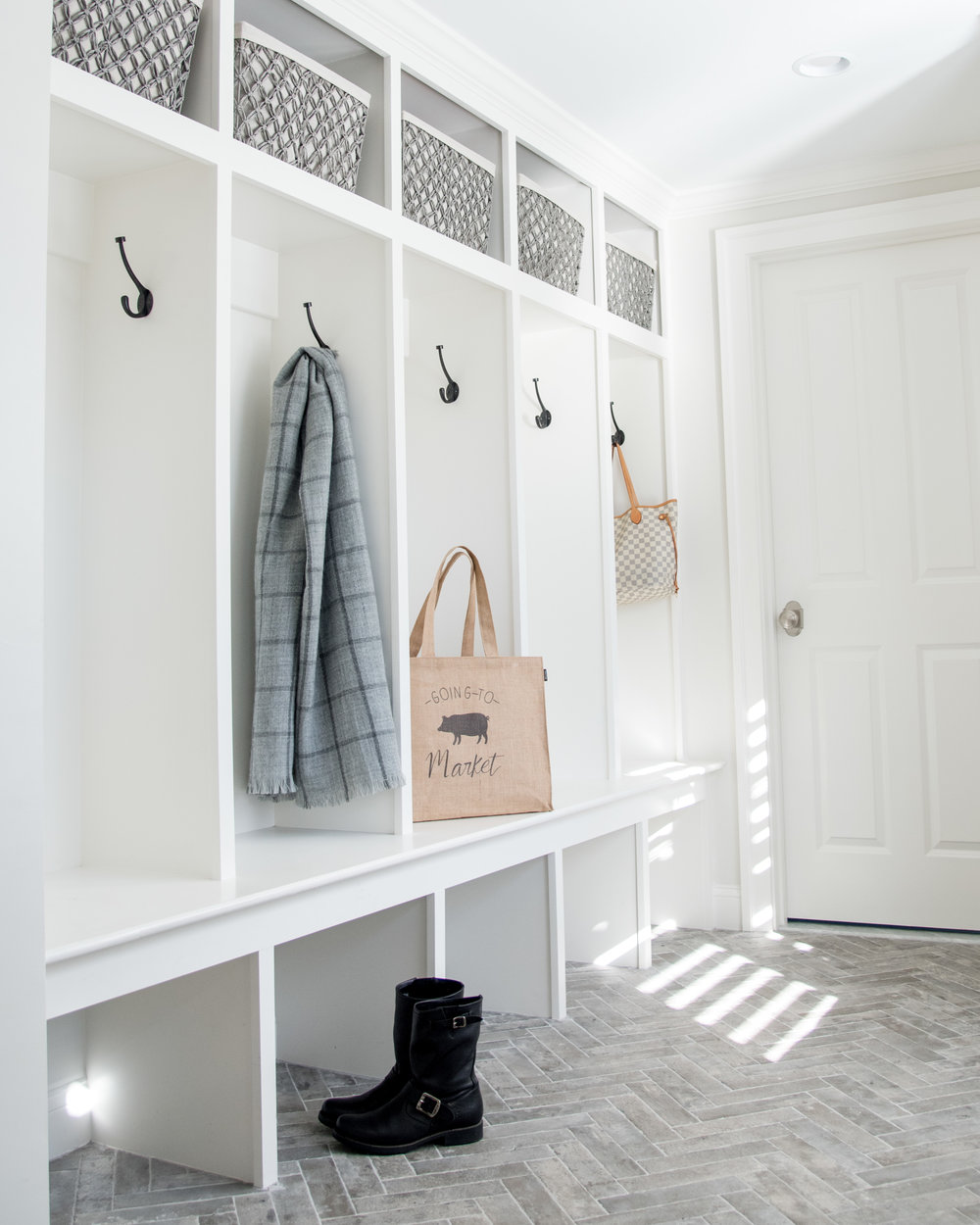 Interior Design Newton Massachusetts decor interior designer Gina Baran Mud Room Design