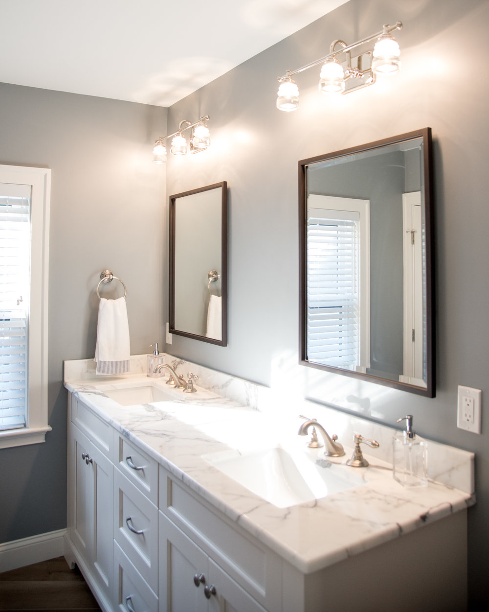 Newton_Freebird-126.jpgInterior Design Newton Massachusetts decor interior designer Gina Baran Bathroom Design
