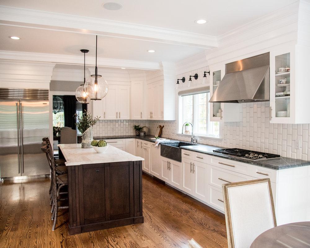 little meadow  gina baran interiors and design Boston luxury designer