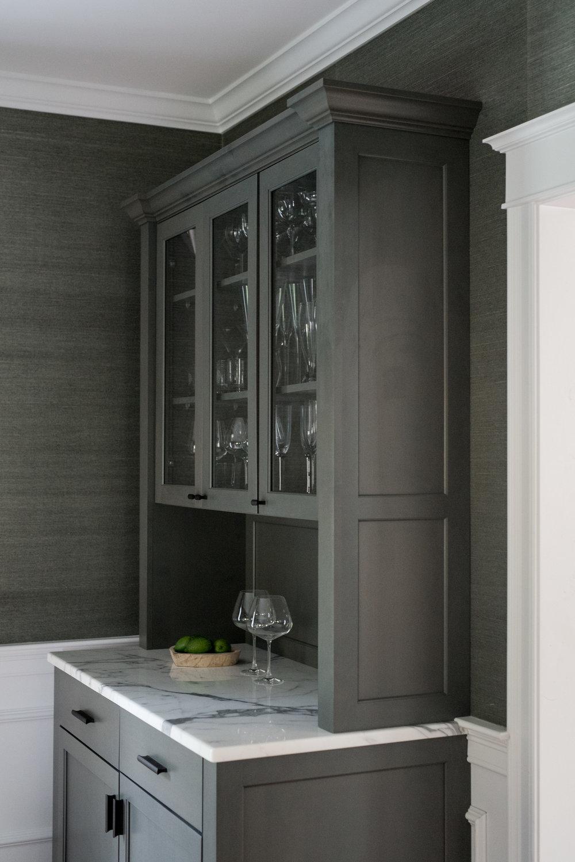 little meadow  gina baran interiors and design Andover luxury designer dining room design