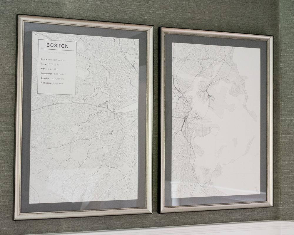little meadow  gina baran interiors and design Boston luxury designer dining room design