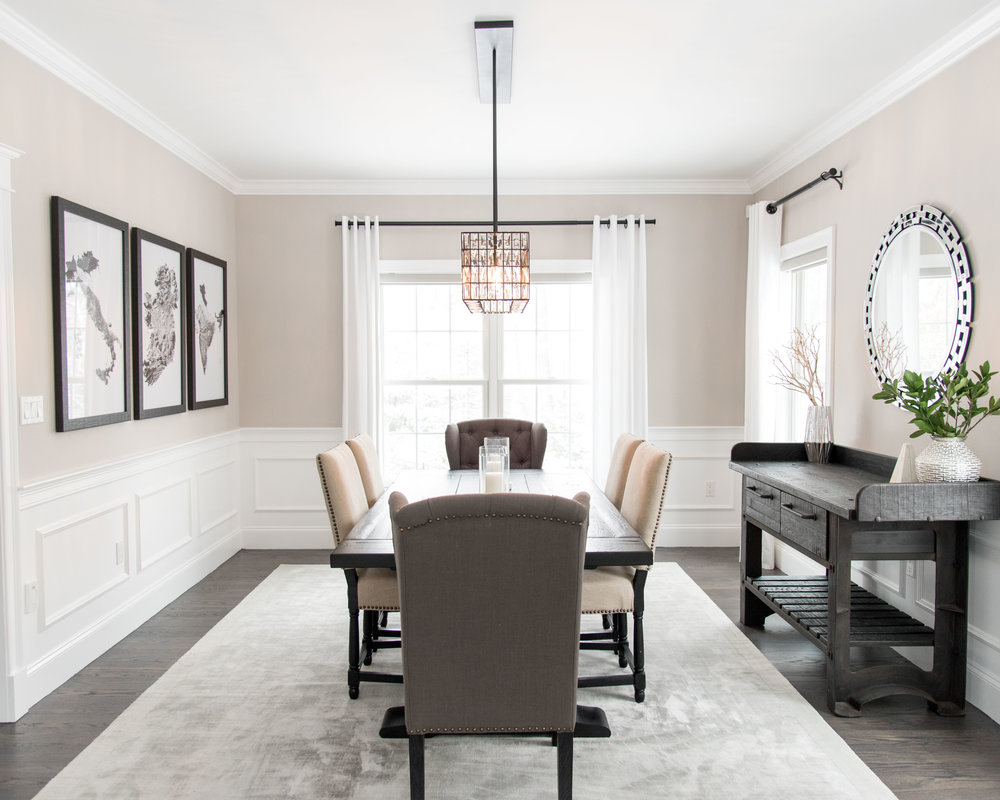 dining room design gina baran interiors and design top boston interior design