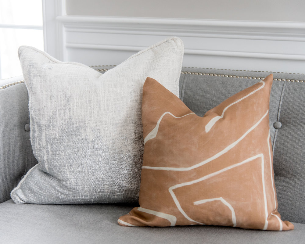 custom pillows gina baran interiors and design top boston interior design
