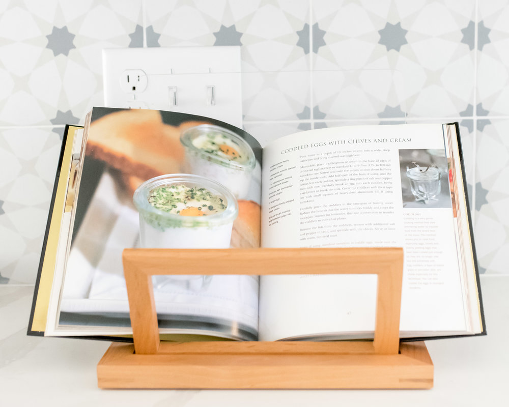 cookbook styling