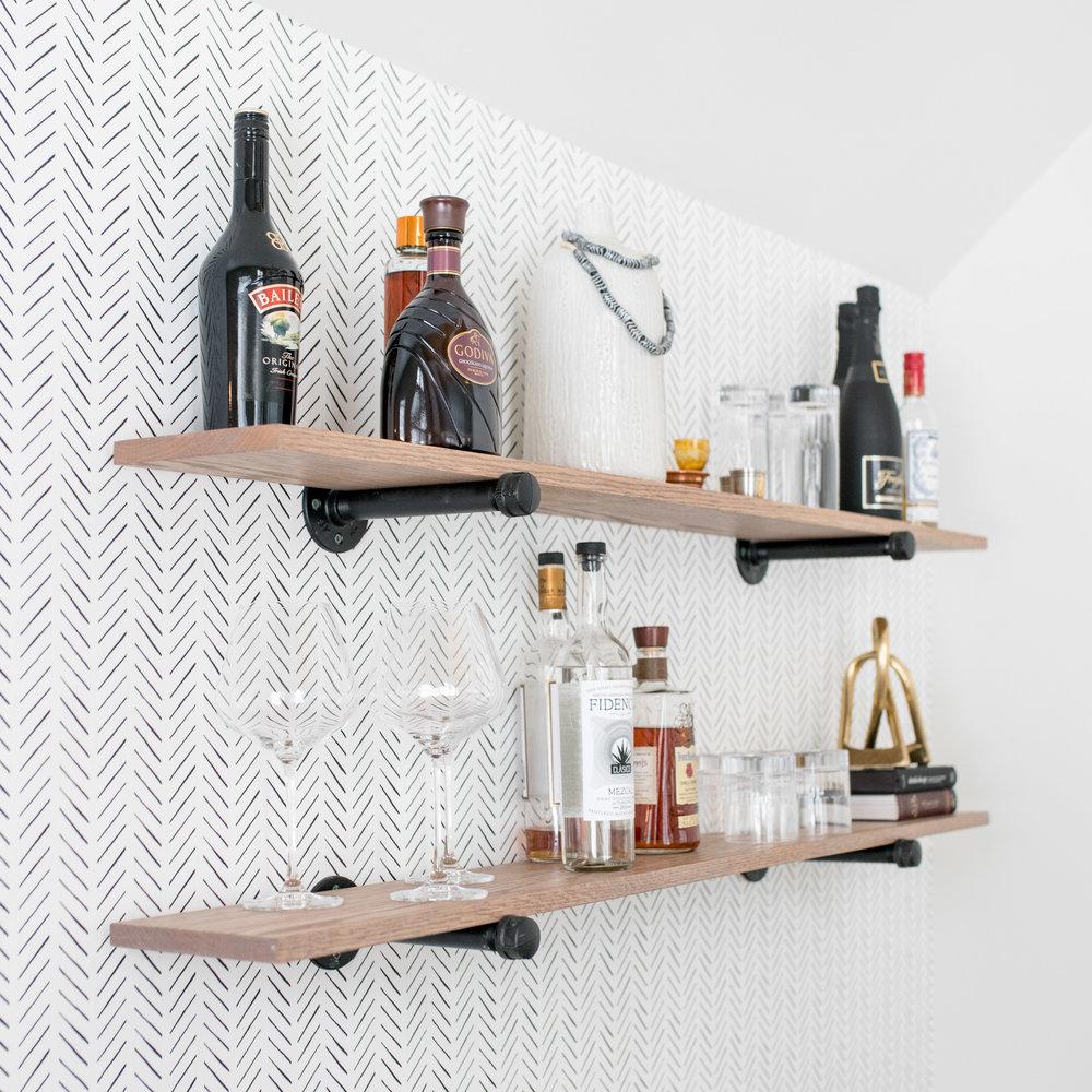 Bar Renovation / Interior Design Andover MA