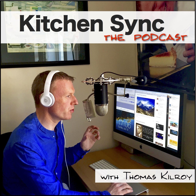 Kitchen Sync: talk show - Thomas Kilroy