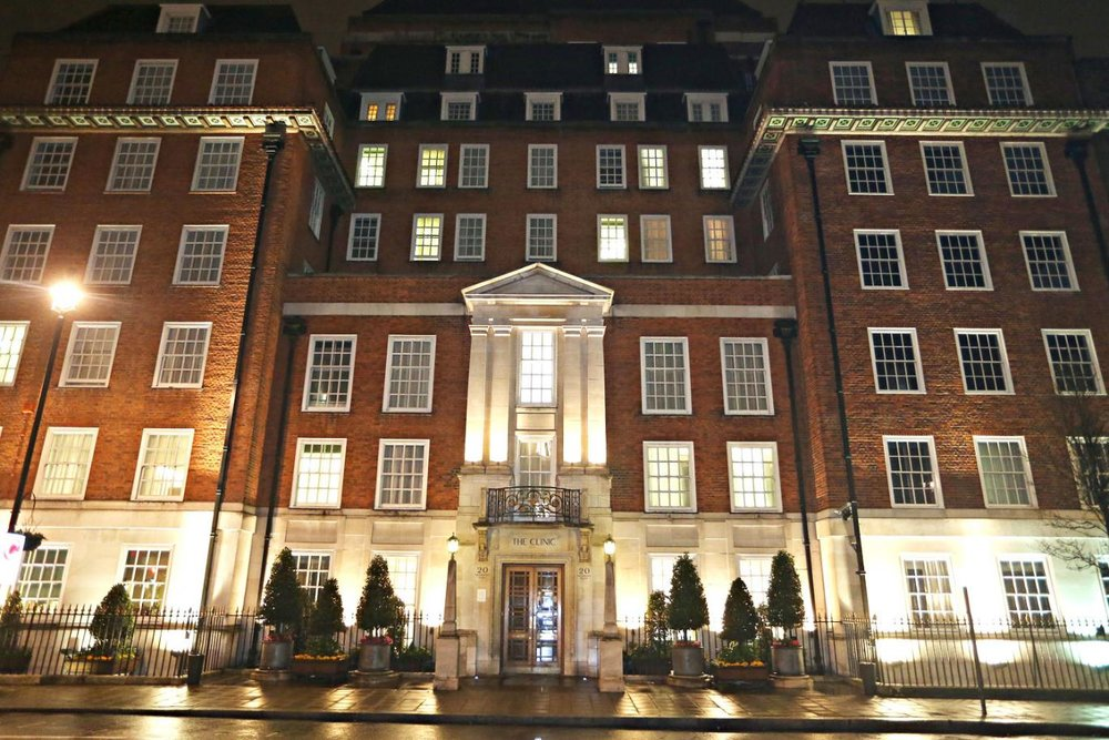 The London Clinic situated in the heart of Harley Street's medical community is one of the UK's largest private hospitals, dedicated to providing the best, personalised healthcare.