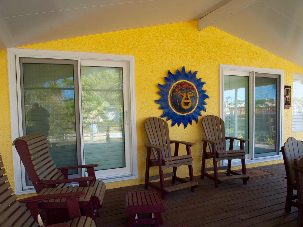 Sliding Glass Door Installation In Palm Harbor Dci Home Improvements