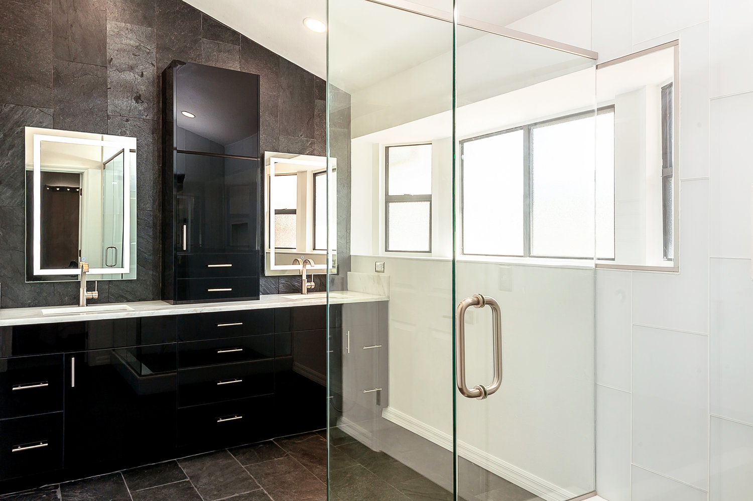 Ultra Modern Bathroom Remodel In Tampa DCI HOME IMPROVEMENTS - Bathroom remodel tampa