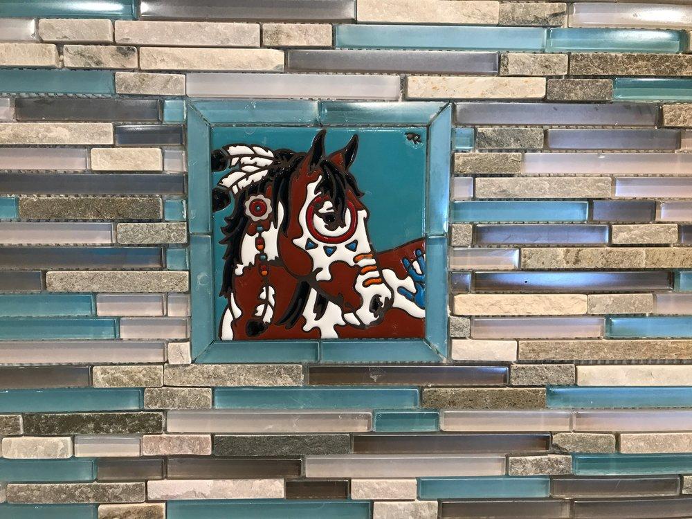 Backsplash Accent Tile
