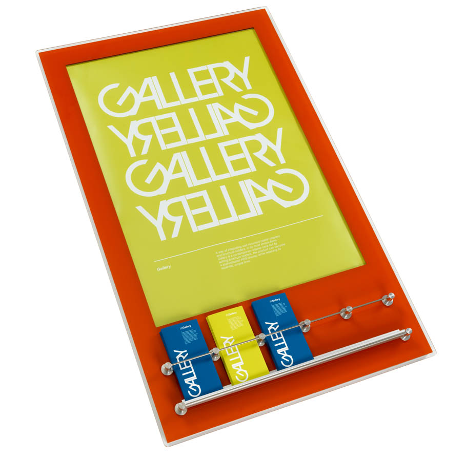 Gallery Sign Design