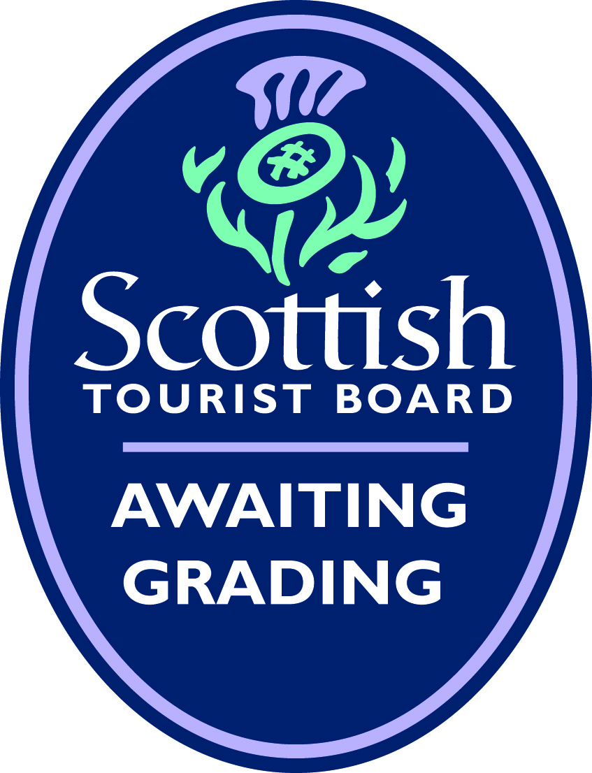 Visit Scotland awaiting grading logo