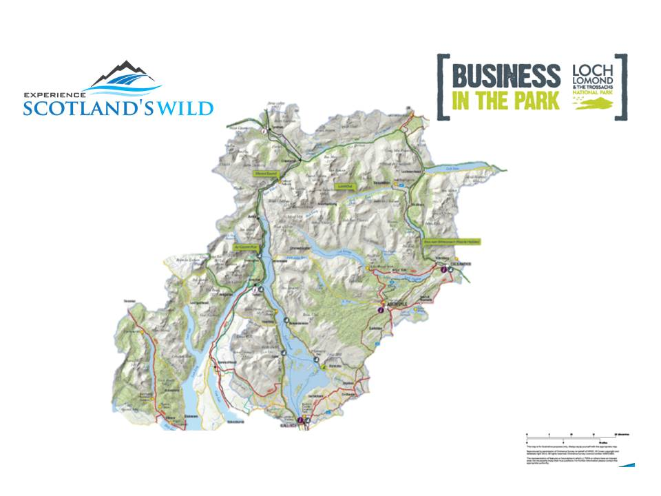loch-lomond-&-the-trossachs-national-park-map