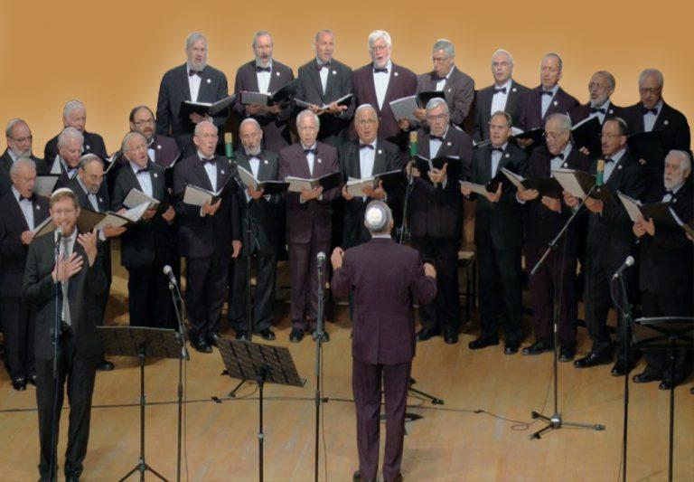Ramatayim Mens' Choir of Jerusalem (Israel)