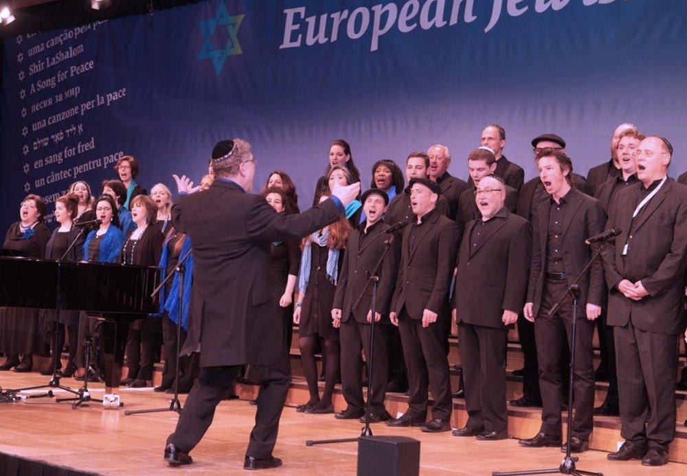 Wiener Jüdischer Chor (Austria) Musical Director -Roman Grinberg