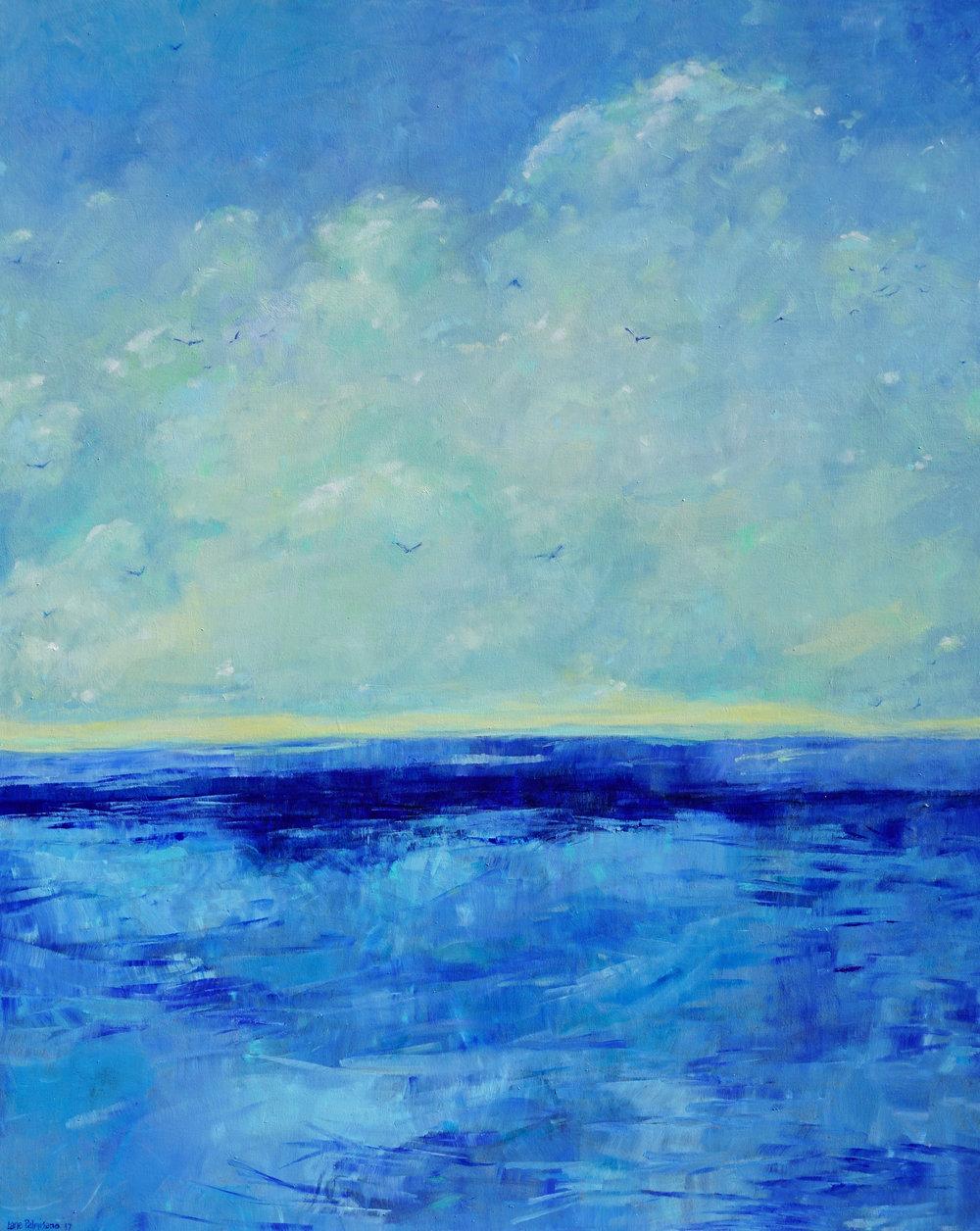 Blue Beyond Blue