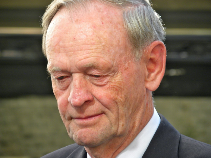 Former prime minister Jean Chrétien.   (Photo by Jason Paris; some rights reserved)