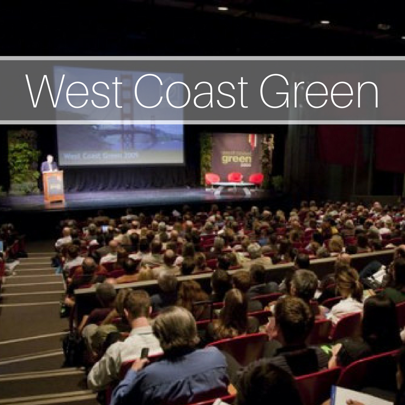 West Coast Green: Media Strategy, Community Impact, Events