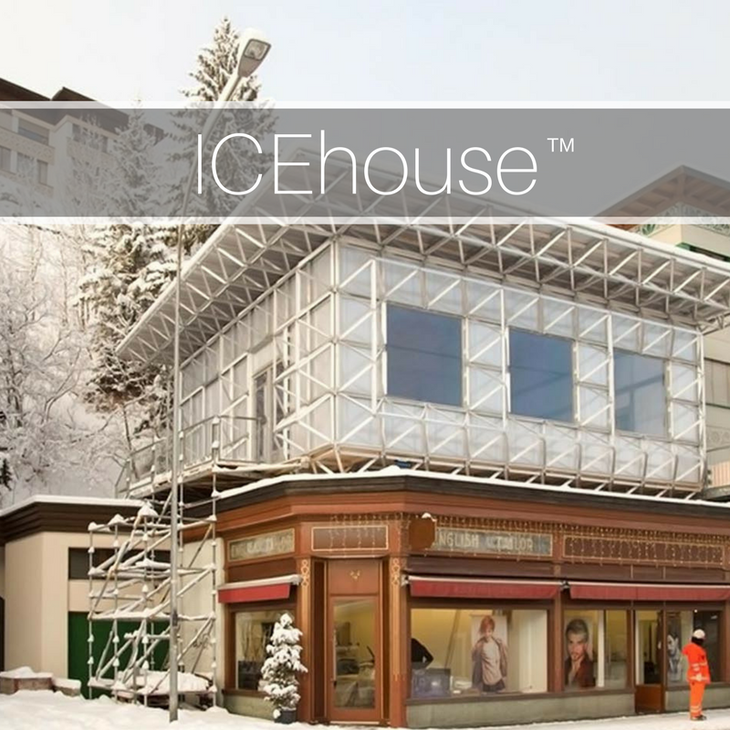 ICEhouse + Wonderframe: Media Strategy