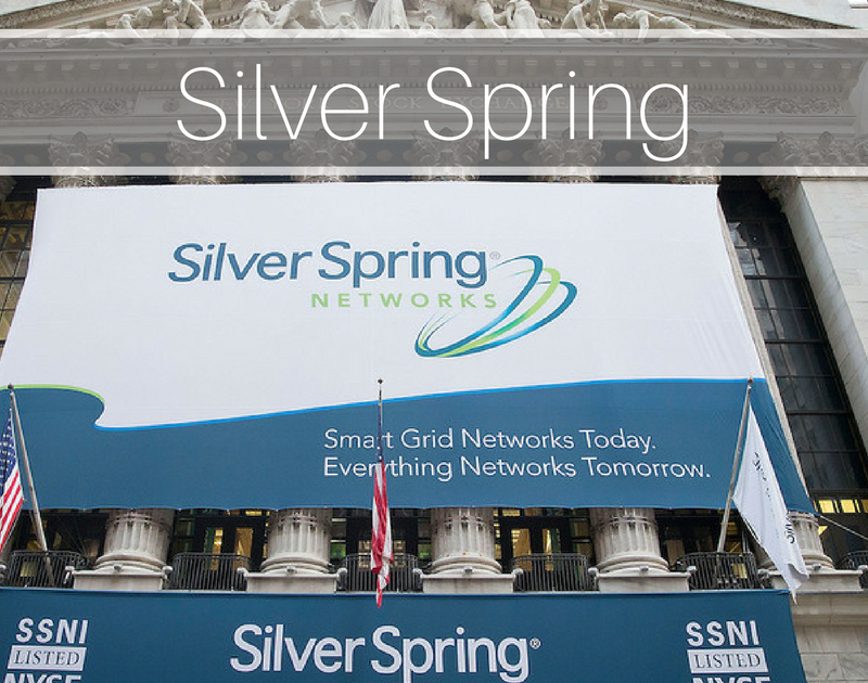 Silver Spring Networks: Messaging, Creative Content, Insight Discovery,  Profile Building,  Community Impact, Events
