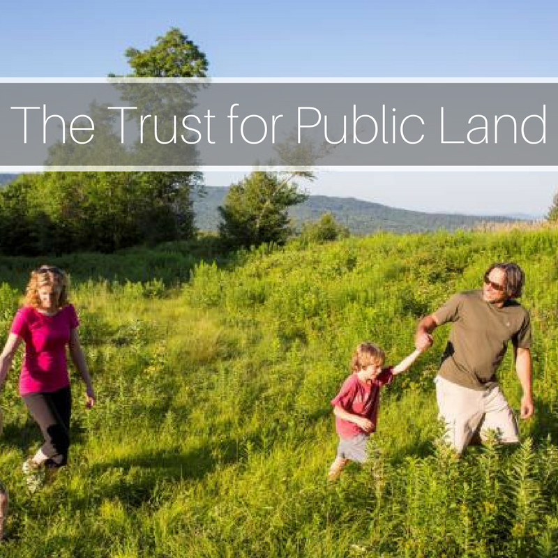 The Trust for Public Land: Profile Building