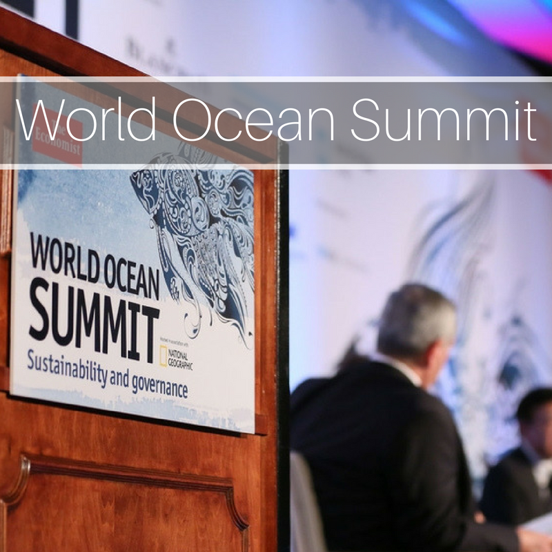 The Economist World Ocean Summit: Media Strategy, Creative Content, Profile Building, Community Impact