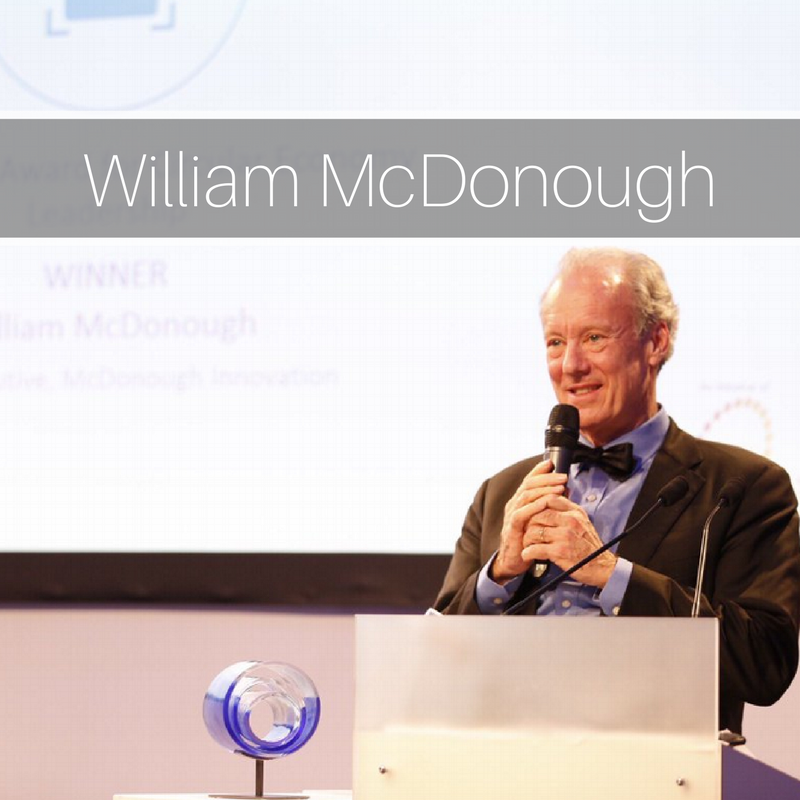 William McDonough: Media Strategy, Profile Building