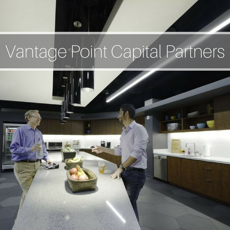 Vantage Point Capital Partners: Media Strategy, Messaging, Profile Building