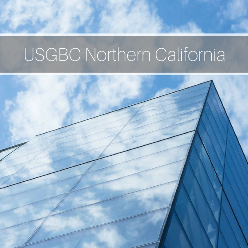 U.S. Green Building Council - Northern Califorina Chapter: Media Strategy, Messaging, Profile Building, Community Impact, Events