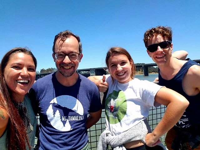 Team Blue Practice SF + PDX reunited once again! We're stoked to have our newest member Tyson join us in furthering sustainability efforts for all the incredible positive change agents we are honored to work with! 🌎💙 . . . . . . #sustainability #communications #sanfrancisco #portland #bluepractice #teamwork #climateaction #actonclimate #leadonclimate #publicrelations #marketing #communicate #team #sausalito #marin #positivevibes