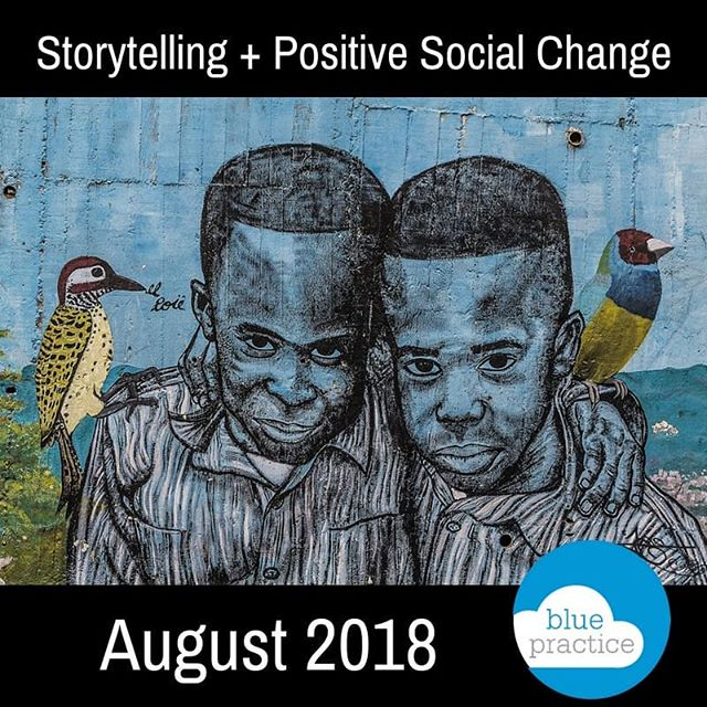 In this month's newsletter, our own Isabel shares how her time in Colombia 🇨🇴 has reminded her of the powerful relationship between storytelling and positive social change. Every day at Blue Practice we are reminded that sharing the amazing work our companies champion not only allows them to solidify and continue to develop their innovations and intentions, but it lifts us up. It gives us purpose, because we are contributing to the furtherment of their work. By telling their story, we are able to clarify intent and solidify a collective mission toward a greater good for all. Our stories adapt and change, build upon one another, and are continually reinvented, learning from the past to improve the future.  See the full newsletter in the link in our bio. Thanks for reading! . . . . . #publicrelations #colombia #medellin #wework #nomad #sustainability #remoteyear #communications #marketing #newsletter #progress #backwards #news #community #storytelling #value #purpose #mission #work #innovation #intention #story #adapt #learn #future #past @verhilaryduff