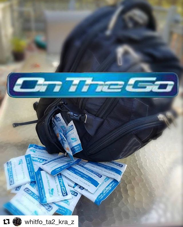 Are you active? Don't leave home without the best Shower On-The-Go! You won't regret it! 👍🚿😁 Repost  @whitfo_ta2_kra_z I don't go anywhere without my on the go towels!! 🤷‍♂️💧 These 10 x 12 inch shower in a pocket-sized packet have saved me more than once in my time of need!! Every backpack, gym bag, lunch bag, and pocket is full before I leave the house!! 🤷‍♂️💦 If you're active like I am and always on the go don't leave home without The Only shower on the go!! . On The Go Towels.. The Only Shower On The Go!!! 🙌⛆🙌⛆ . Use my discount code 💥whitford15💥at ✔out to save 15% of of your order! Any order over $25.00 the shipping is free combine with my code & save $$!! #bodywipes #running #bodybuilding #gym #triathlon #cycling #crossfit #fitness #motivation #healthylifestyle #spartanrace #fitspo #hiking #mma #jiujitsu #travel #shredded #camping #girlsthatlift #fitnessjourney #backpacking #aesthetic #summer #determination #boxing #cardio #tennis