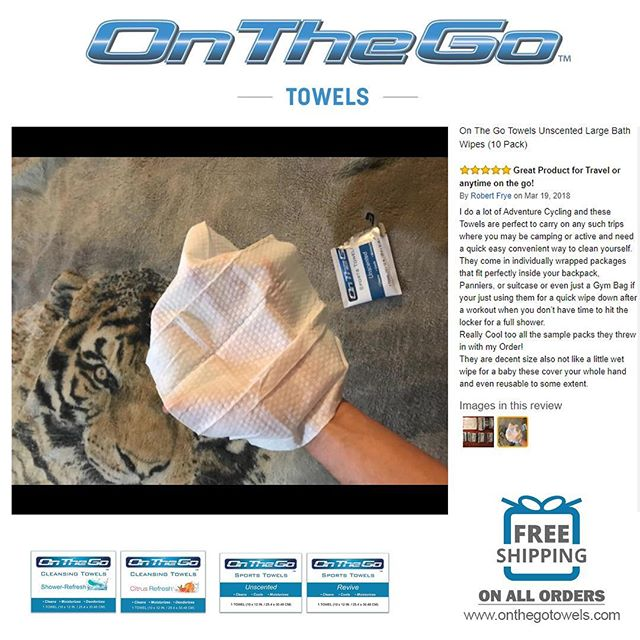 No time to get a full shower? No problem, we got you covered! Your shower anytime on the go! 🚿  #onthegotowels #bodywipes #shredded #bodybuilding #cycling #crossfit #fitness #triathlon #travel #tennis #gym #spartanrace #fitspo #hiking #mma #jiujitsu #camping #fitnessjourney #determination #boxing #cardio #freeshipping #winter #healthylifestyle #personaltrainer #girlsthatlift #backpacking #ketodiet  #running #motivation
