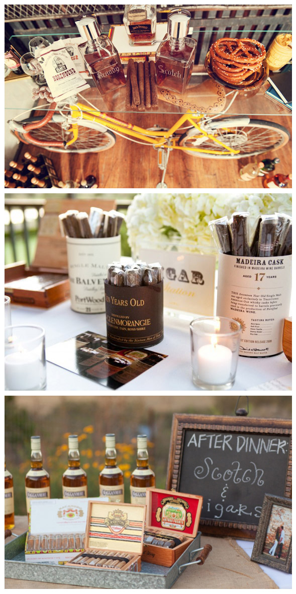 If You Are A Scotch Drinker Can Always Substitute And Make It Cigar Bar