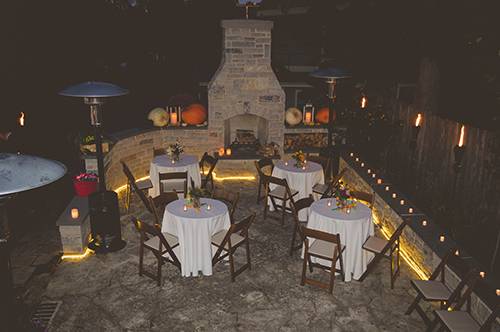 backyard party fall party fall event outdoor birthday party oktoberfest oktoberfiesta backyard party