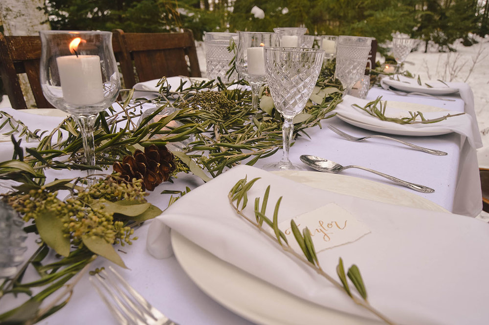 lush greenery wedding organic wedding