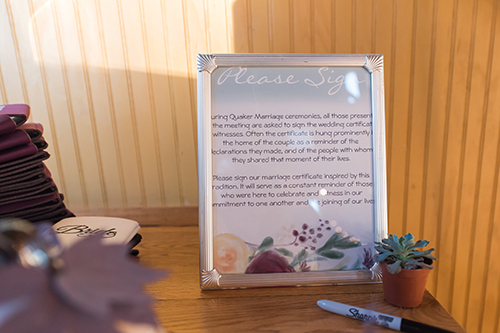 sign guest book wedding ideas
