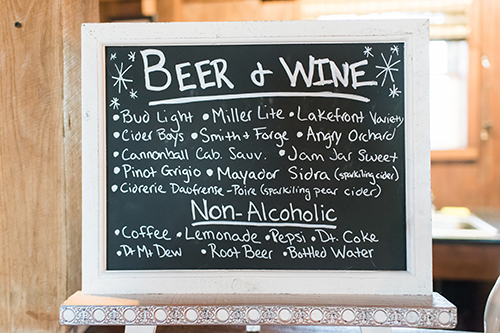 bar signage wedding signage blackboard wedding signs chalkboard signs wedding custom signage wisconsin