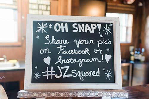 wedding hashtag instagram bride and groom social media wedding