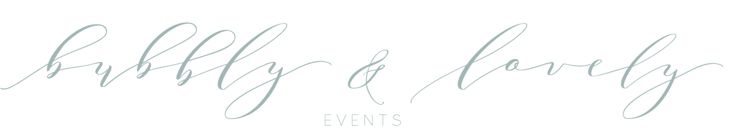 Bubbly & Lovely Events
