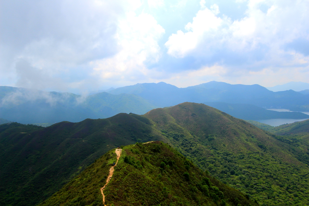 Nam She Tsim (Sharp Peak) Hike