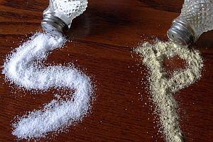 sel et poivre