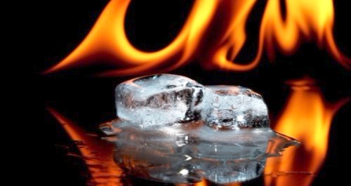 Ice vs heat, pain relief, chronic pain, acute pain