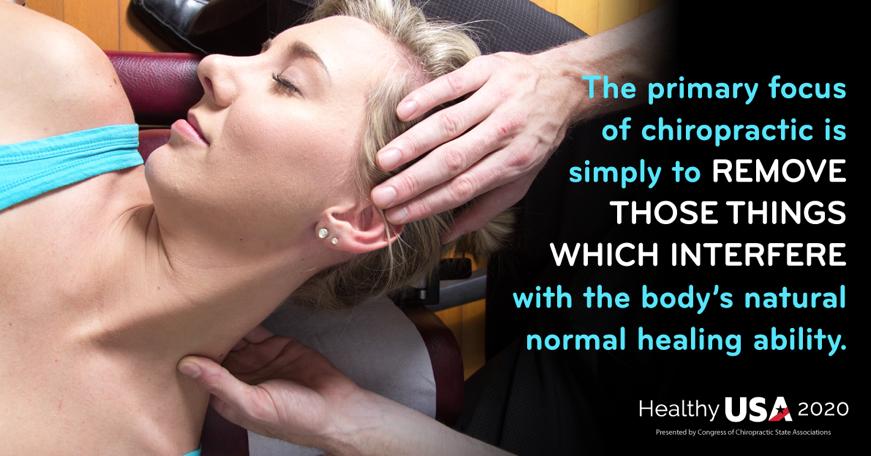 Chiropractic Innate healing