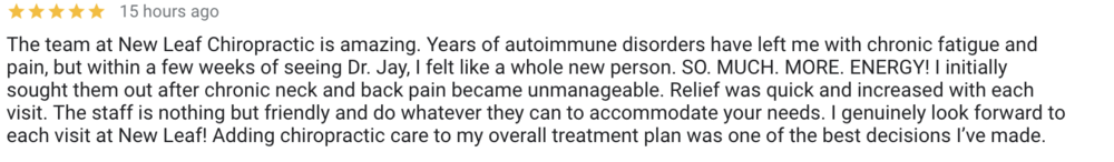 Autoimmune disorders natural cures longmont chiropractor