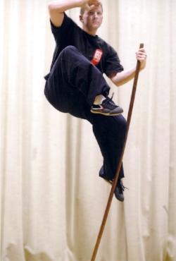 Monkey Staff - 2003